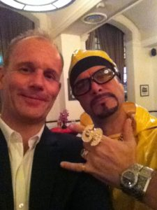birthday party magician and Ali G